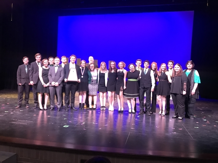 QHS One Act Play Takes District Title