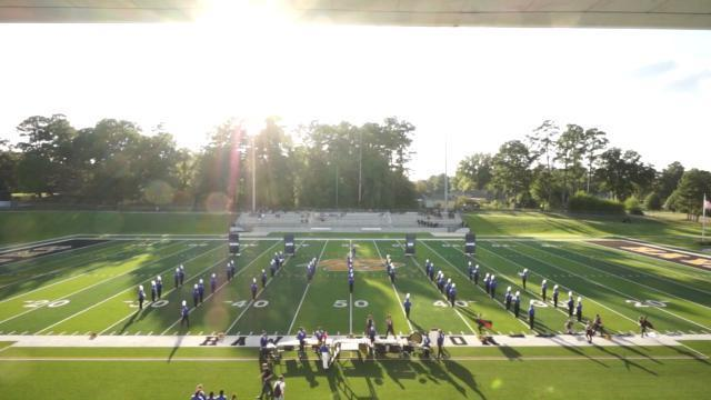 Proud Blue Band Performance in Finals at Competition on Saturday, September 26th.