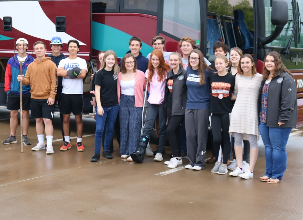 QHS One Act Play Headed to State Competition in Round Rock