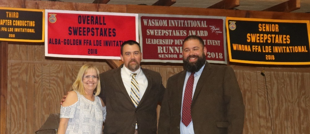 QISD AG Department Holds Annual Awards Banquet