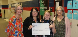 "QISD Employee Awarded Grant of ""Up To"" $10,000"