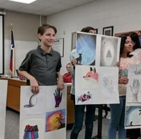 Quitman Junior High Student Showcase