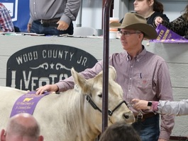Wood County Junior Livestock Show Recap