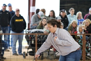 Images from 2019 Wood Coumty Junior Livestock Show at Quitman ISD