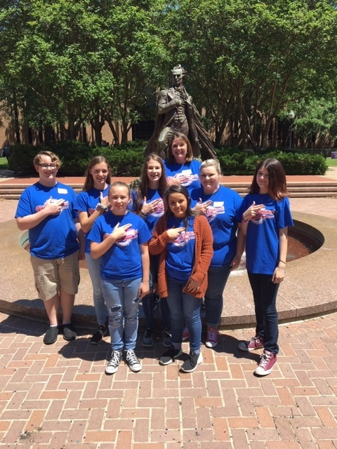 Student Council at SFA